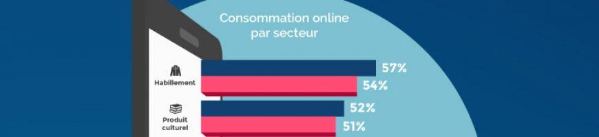 #Ecommerce : les chiffres clés 2016