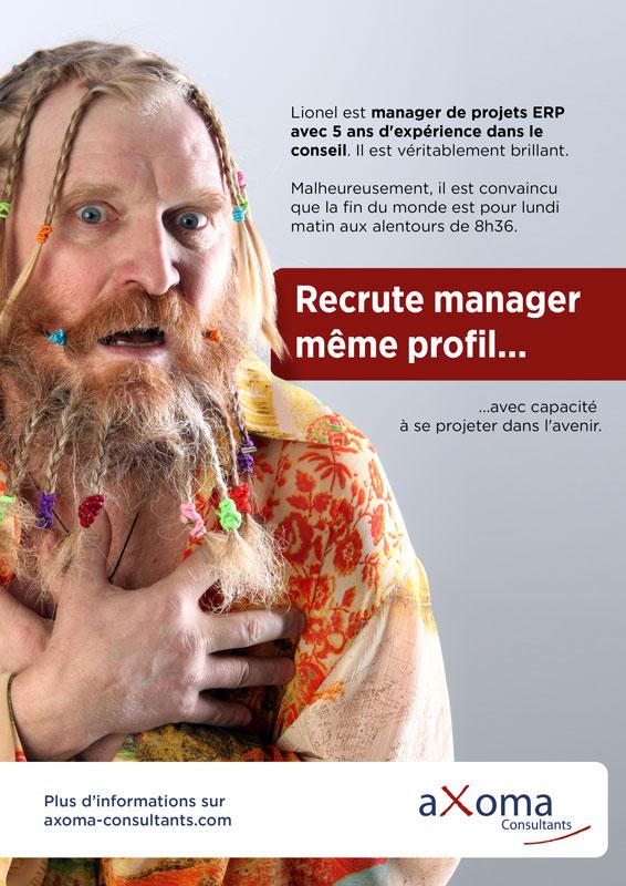 Managers de pilotage de projet ERP