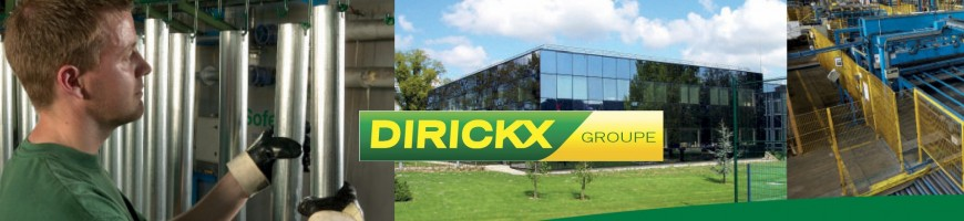 Dirickx fait évoluer sa logistique de distribution