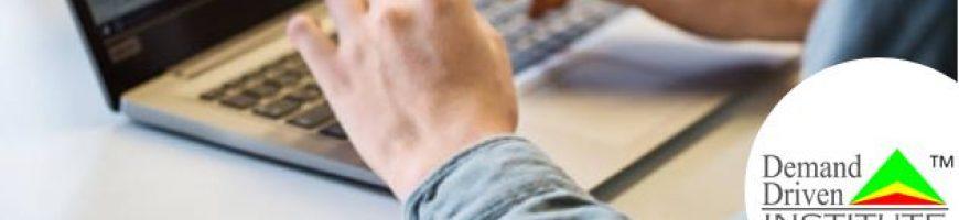 Offres d'auto-formation certifiante aux techniques Demand Driven