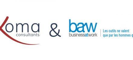 Business At Work enrichit ses activités de Conseil et d'appui à la Transformation par l'acquisition d'aXoma Consultants